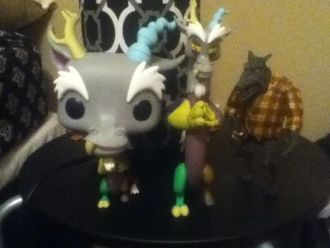 YESSS FINNALY my own discord figures by minepearl