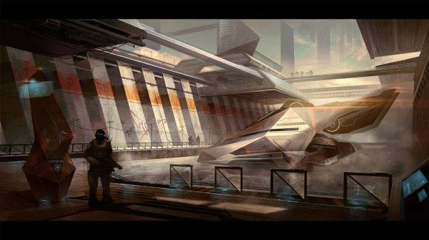 Checkpoint by Xylius