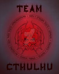Team Cthulhu original art by Skinz-N-Hydez