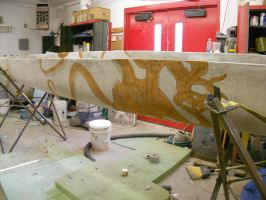 The Kraken: Iowa State University Concrete Canoe by cake-engineering