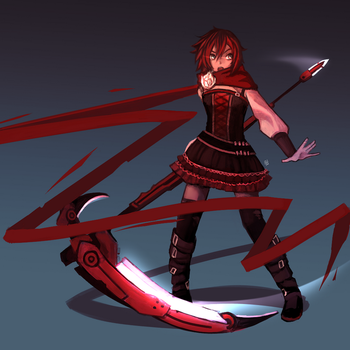 Ruby Rose v4 outfit by FixelCat