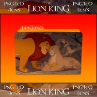 The Lion King (1994) Folder Icon pack by ChrisNeville32
