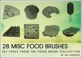 FOOD BRUSH COLLECTION - Misc by Special-K-001