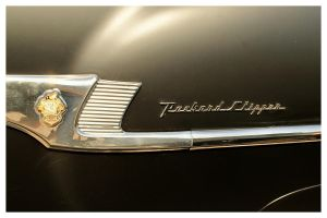 A Packard Clipper Fender Emblem by TheMan268