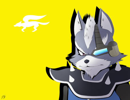 Wolf O' Donnell - Persona Styled by CosmikArts