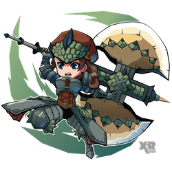 FA MHW Chargerblade by XaR623