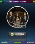 The Vampire Diaries Icon by KillboxGraphics
