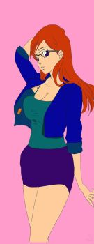 Orihime Inoue (Business Casual) by cmpnaruto