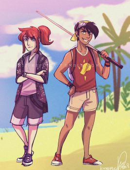 They went to Alola by KT-ExReplica