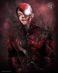 Cameron Monaghan Carnage by Bryanzap