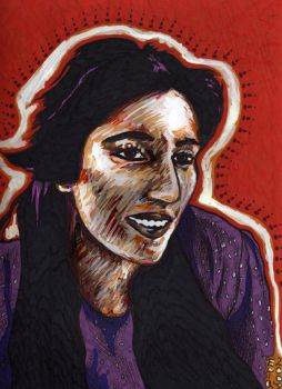 The Courage of Benazir Bhutto by eliq