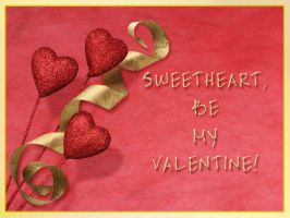 SWEETHEART VALENTINE by ARTWITHIN