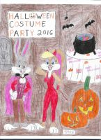 Halloween Costume Party 2016 #6 by SHREKRULEZ
