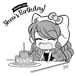 Birthday Animation by ShouriMajo