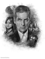 Doctor Who (12th Doctor) by RomanDubina