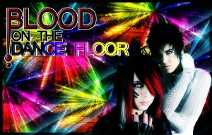 Blood On The Dance Floor by pacoelaguadillano
