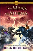 Mark of Athena Official Cover by ScarlettGray
