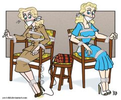Lady Lawfuls: 50s Undercover 2 by Yes-I-DiD