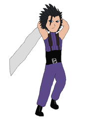 Zack Fair by whassup86