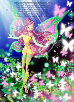 The Animal Enchanter by Galistar07water