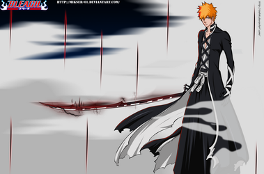 Bleach 475: BANKAI by GoLD-MK