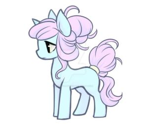 Pastel Pony Adopt Closed