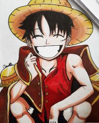 Luffy by Zilfana-9