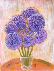 Allium Bouquet by The-Tinidril