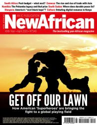 New African, April 2015 by nottonyharrison
