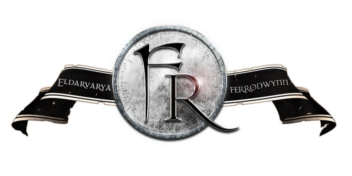 Forgotten Realms - Official Logo by TheRisen13
