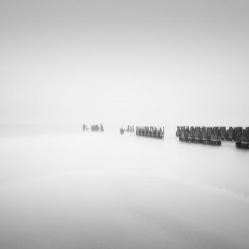 Pier Remains by MarcinFlis