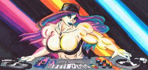 DJ Majek by AmateurUnleaded
