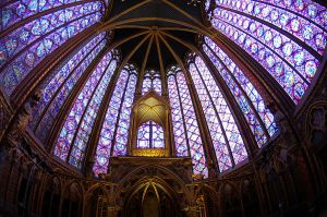 La Sainte Chapelle by irrlicht71
