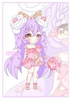 candy girl adopt [CLOSED] by Xysty