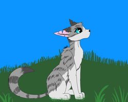 Ivypool by Storm-berry