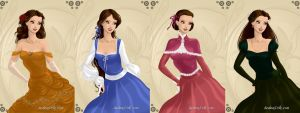 Belle by WhisperingWindxx