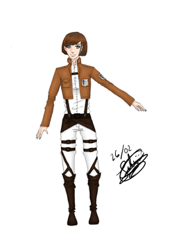 Me in SNK ver. by Pikiwii