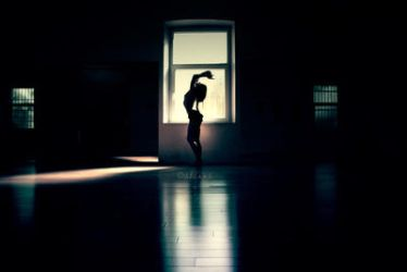 silhouette by Abanna