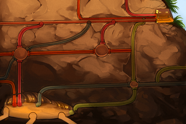 Tube Network by HamsterEagleHunter