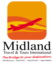 midland travels  tours logo by zamir