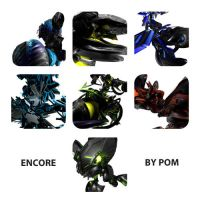Encore - c4d pack by cptpomeroy