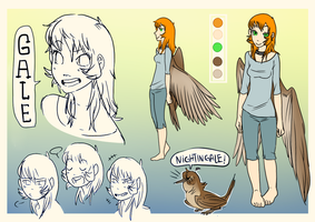 Gale Character Sheet by WearyWere