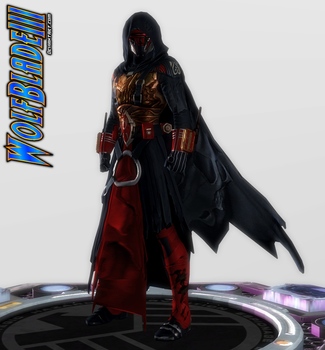 From a Sith Lord to The Savior of The Galaxy. by WOLFBLADE111