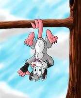 Just hanging around by Hukley