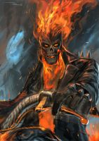 Ghost Rider by thiennh2
