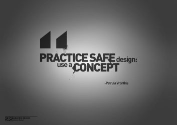 Graphic Design Quote II by Enn-SRSBusiness