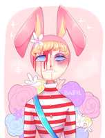 Popee the Performer by PastelBits