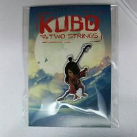 Kubo and the Two Strings pin by SirSkullReed