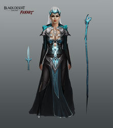 Witch Costume Concept by RaVirr17
