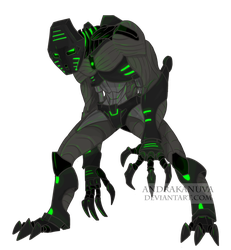 Onua, Toa of Earth by AndrakaNuva